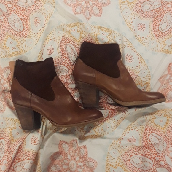 Frye Shoes - Frye ankle boots